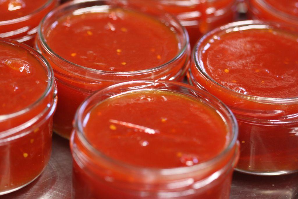 tomatenkonfituere